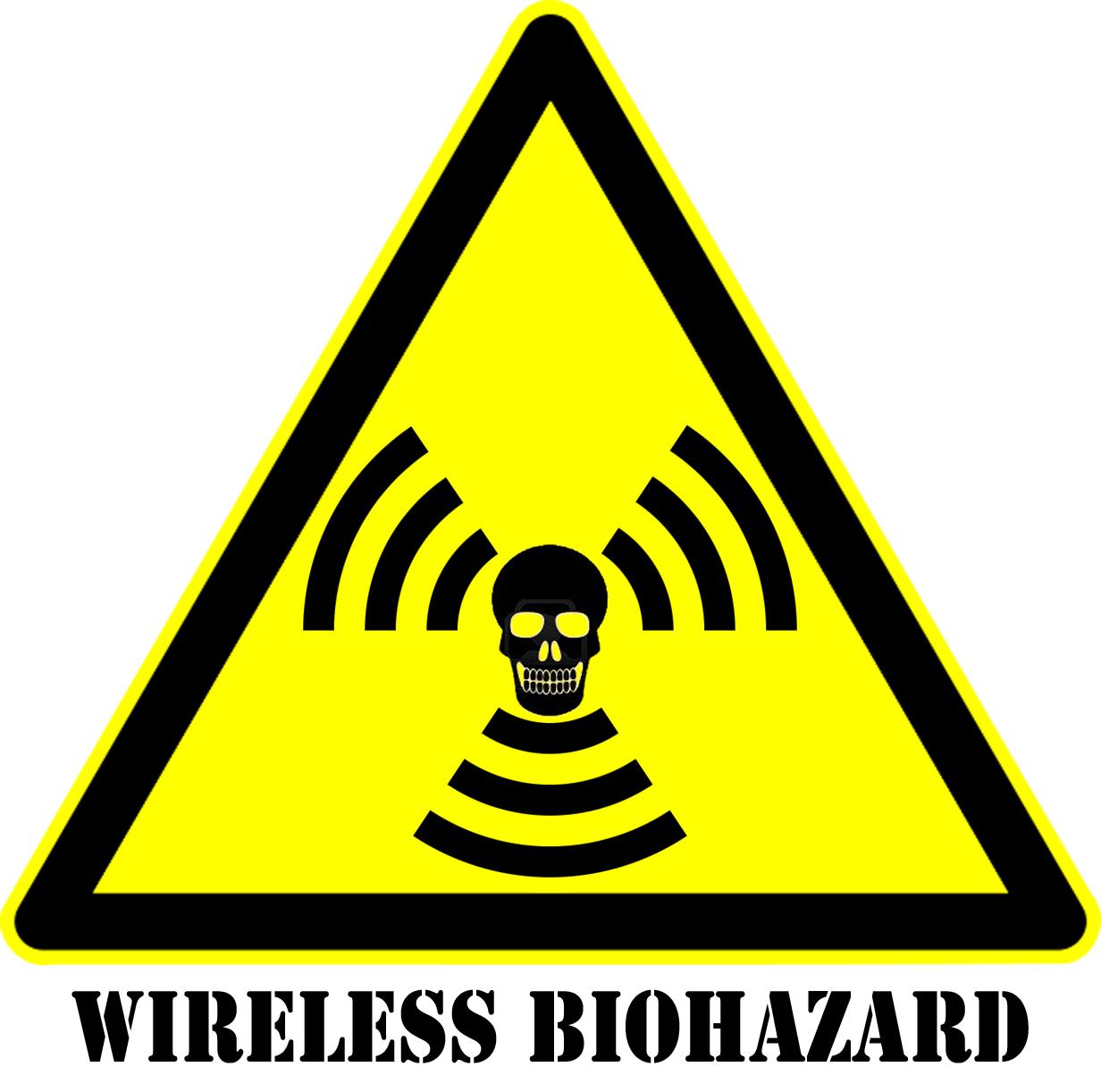Printable Biohazard Symbol