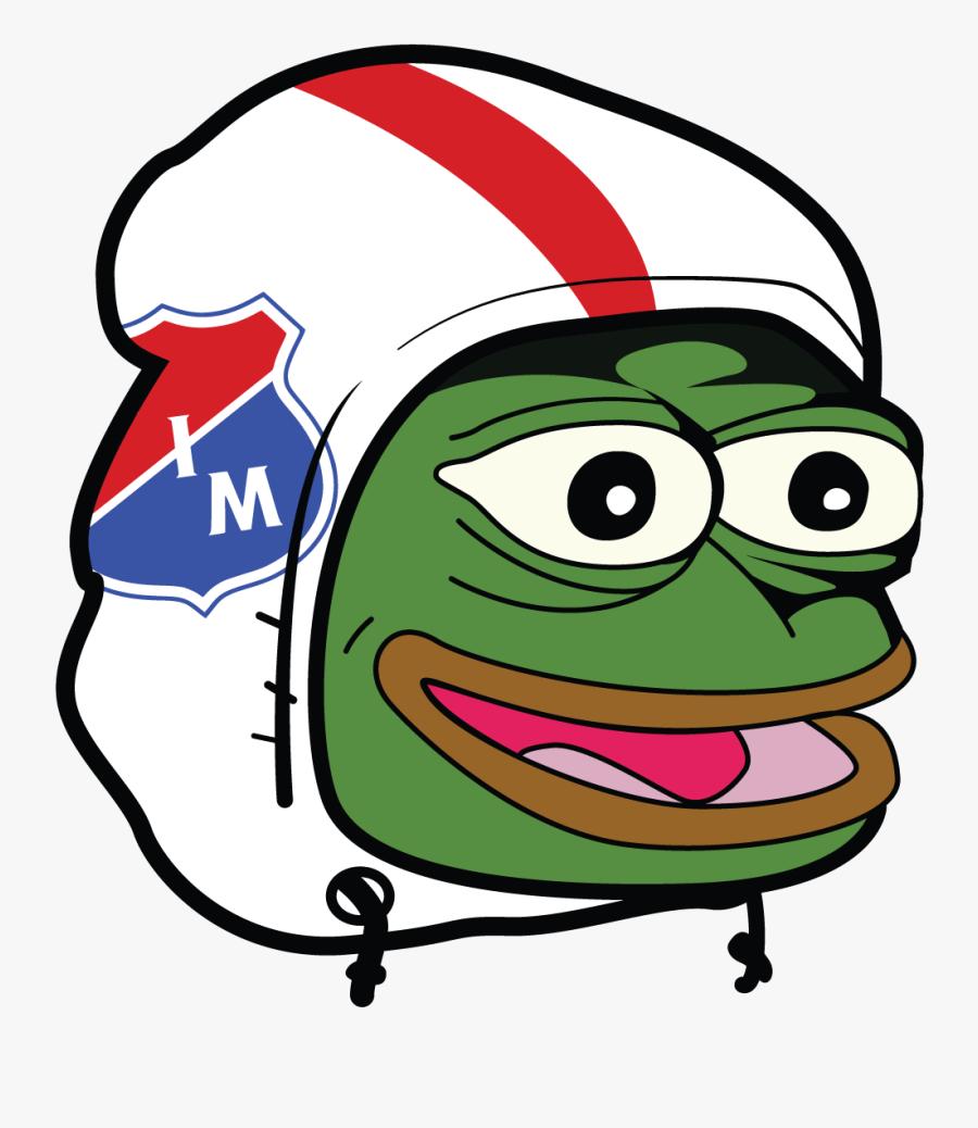Pepe Png Happy Ac Milan Pepe Meme Free Transparent Clipart