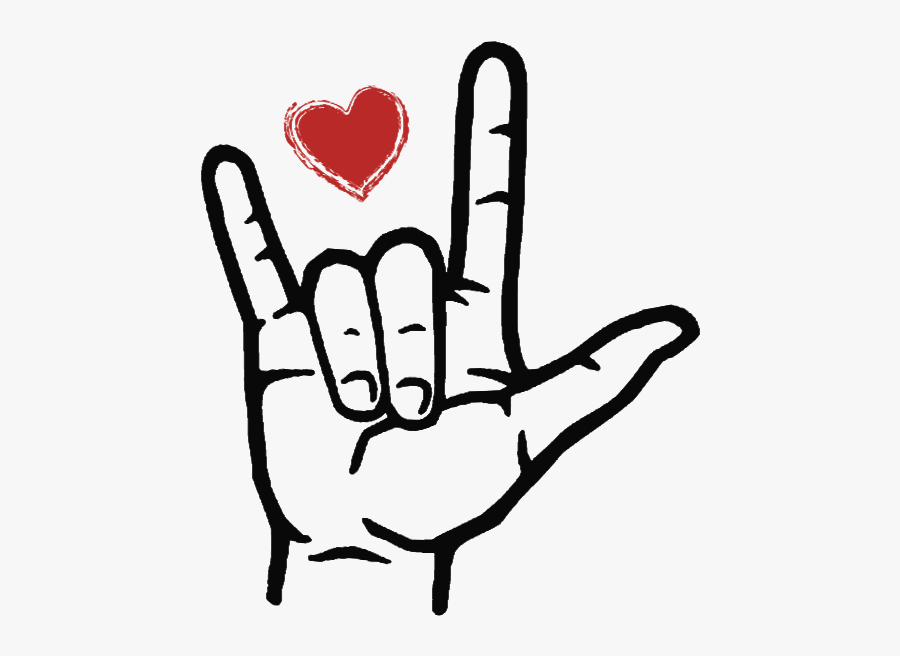 Download Asl I Love You , Free Transparent Clipart - ClipartKey