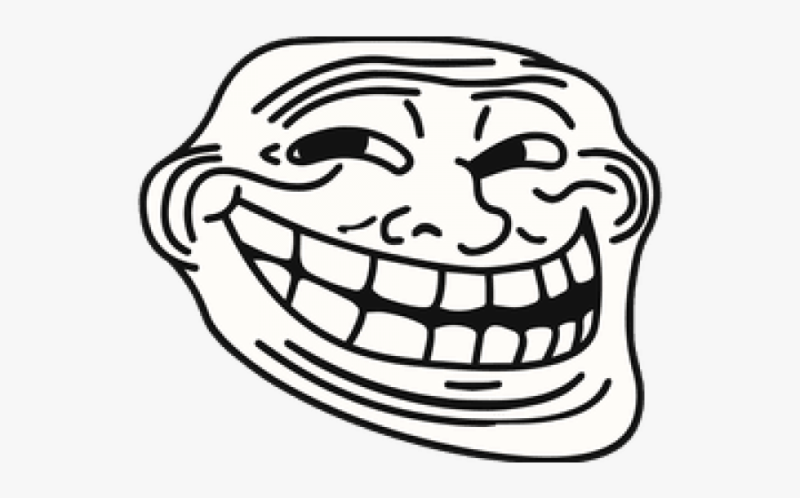 Trollface Clipart Transparent Png Meme Troll Face Png Free
