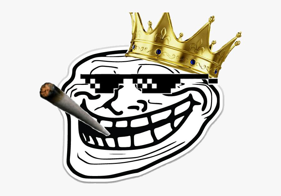 Cara De Troll Face Clipart Png Download Troll Face Discord