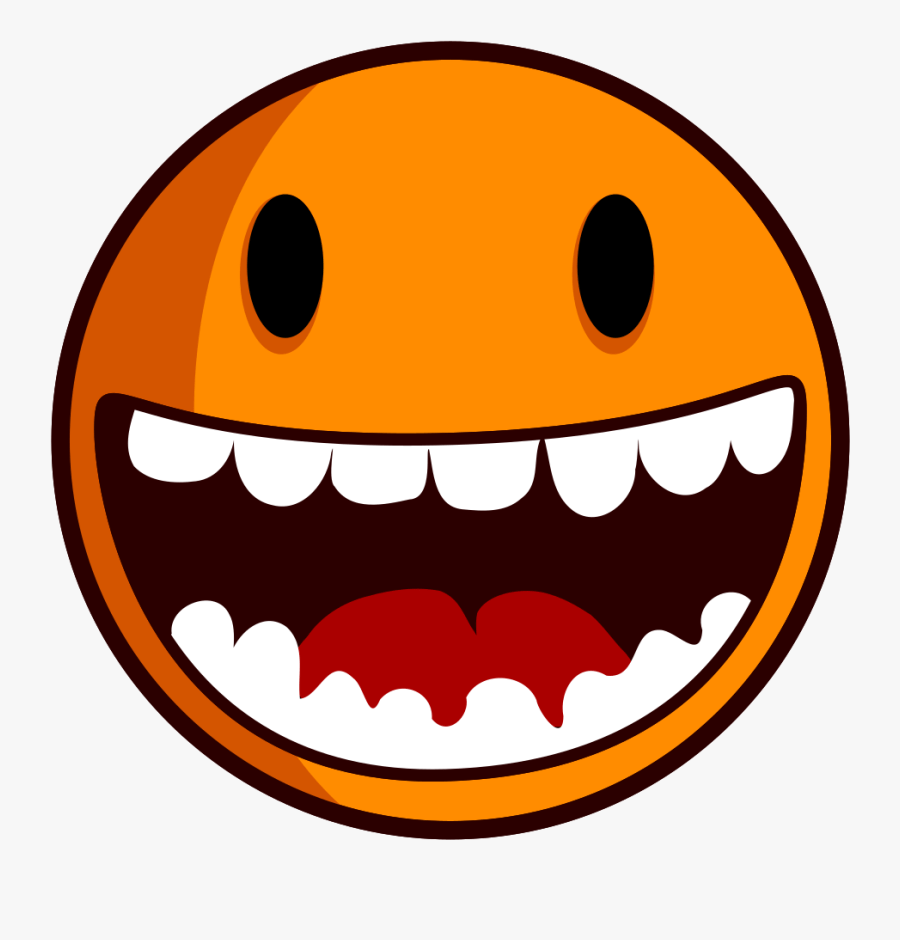 Excited Smiley Face Clipart Funny Clipart Png Free Transparent Clipart Clipartkey