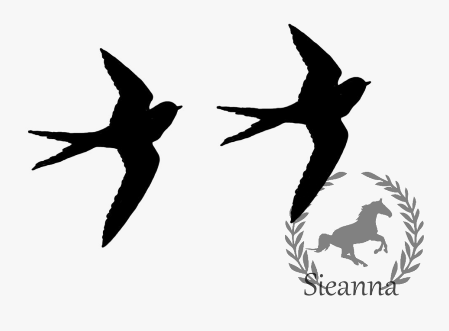 Black Birds Flying Set Simple Black Bird Drawing Free Transparent Clipart Clipartkey