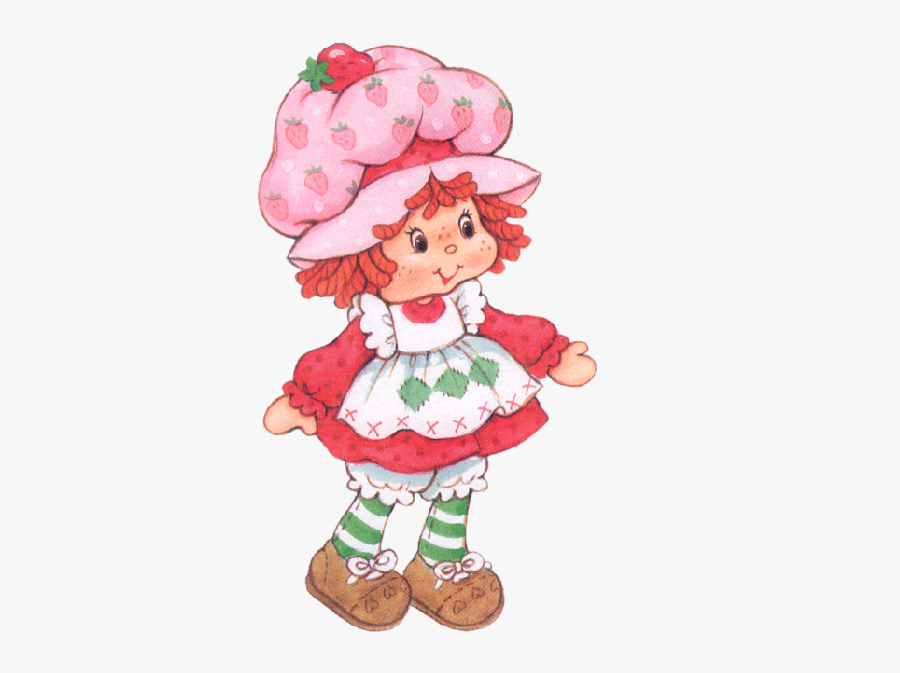 Original Strawberry Shortcake Clipart Free Transparent Clipart Clipartkey