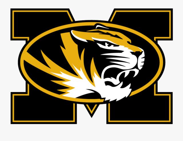 Missouri Tigers Logo Png - Missouri Tigers Football , Free ...