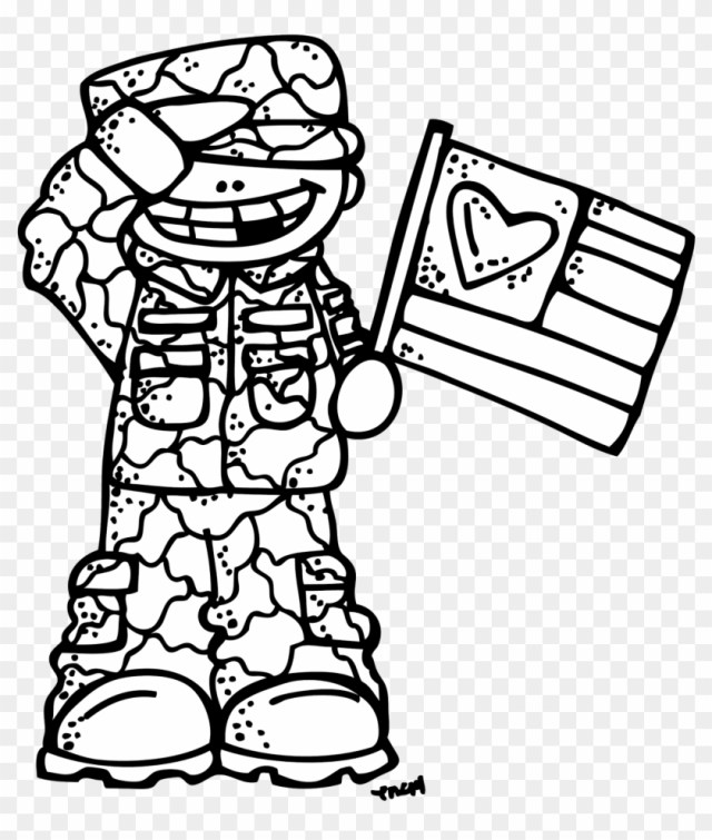 Monday, May 25, - Veterans Day Coloring Pages - Free Transparent