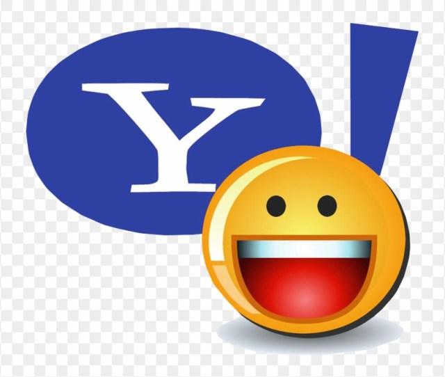 Logo Yahoo Logo De Yahoo Messenger 493222