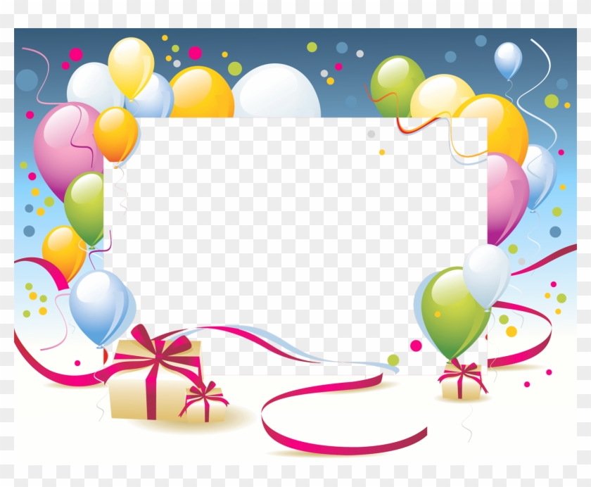 Birthday Transparent Png Photo Frame Happy Birthday Messages For Twins Free Transparent Png Clipart Images Download
