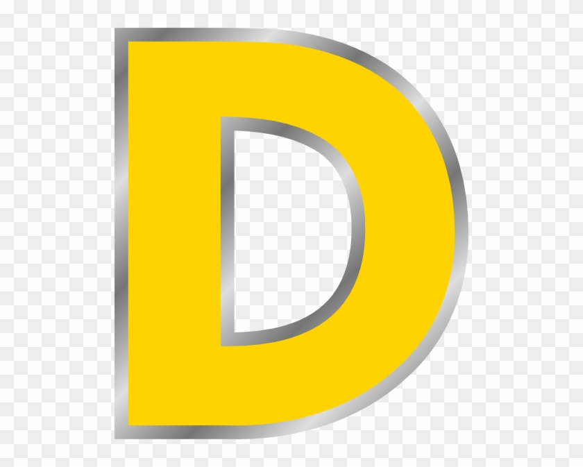 D Letter Clip Art Free Transparent Png Clipart Images Download