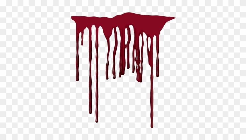 Elegant Macbeth Background Blood Splatter Transparent Blood