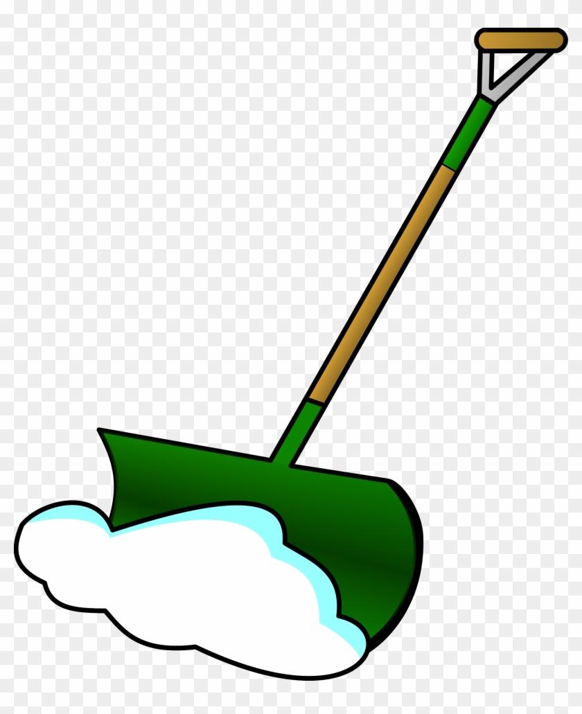 Shovel Free To Use Clipart Shovel Snow Clip Art Black And White