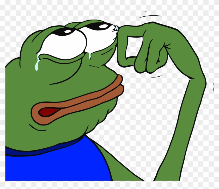 That Feel When You Re Too Fat To Eat Candy Frog Meme Crying