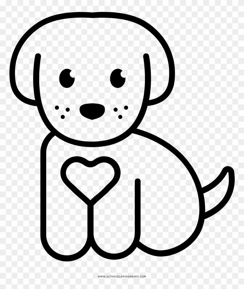 Perritos Para Colorear Kawaii 9 Mejores Imágenes De Perritos Para
