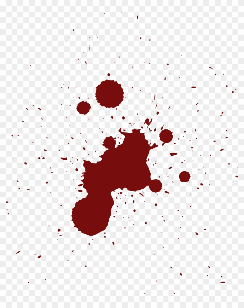 28 Collection Of Blood Clipart Png Blood Splatter Clipart Free