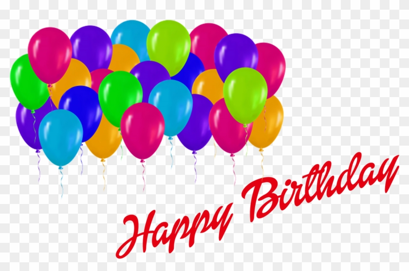 Happy Birthday Png Balloons Birthday Balloon Png Hd Free Transparent Png Clipart Images Download