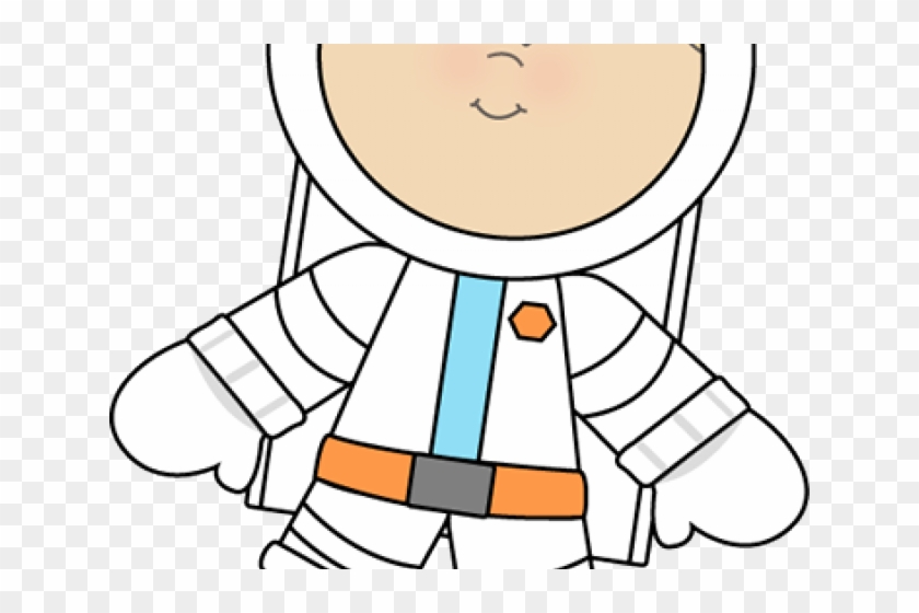 Space Clipart Boy Boy Astronaut Coloring Page Free Transparent Png Clipart Images Download
