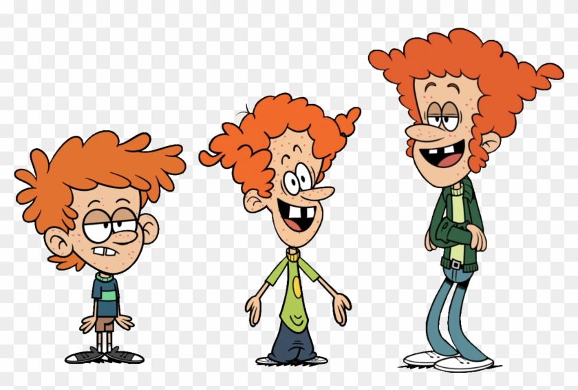 The Spokes Family Loud House Spokes Family Free Transparent Png Clipart Images Download