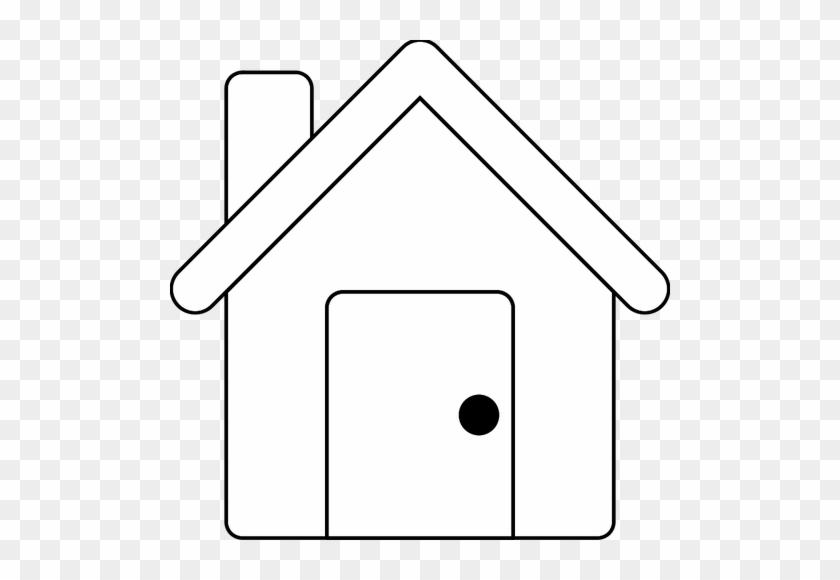 Dessin De Petite Maison House Line Art Barretr House Vector Png White Free Transparent Png Clipart Images Download