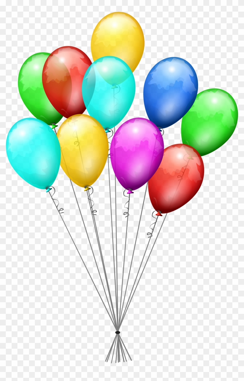 Cliparts Party Balloons 8 Buy Clip Art Birthday Transparent Background Balloons Free Transparent Png Clipart Images Download