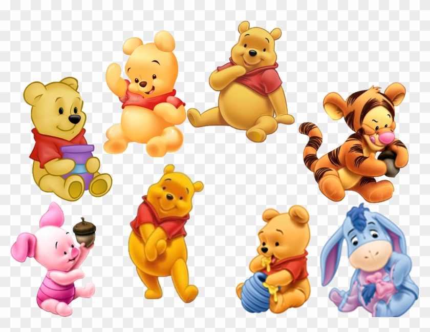 Juegos Winnie The Pooh Winnie The Pooh And Friends Baby Free Transparent Png Clipart Images Download