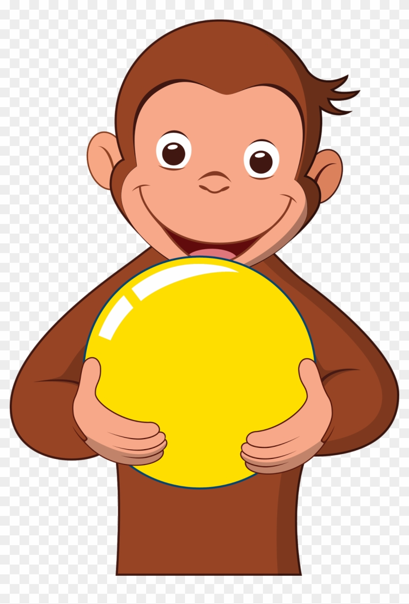 B Curious George B Carnival Birthday Party Curious George Birthday Free Transparent Png Clipart Images Download