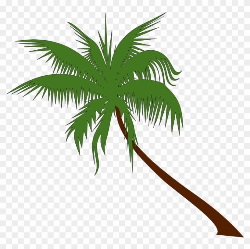 Palm Leaf Outline Clip Art Leafjdi Co