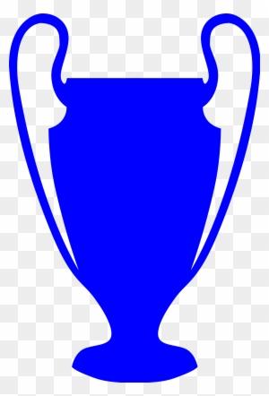 Cup Clipart Champions League - Champions League Trophy ...