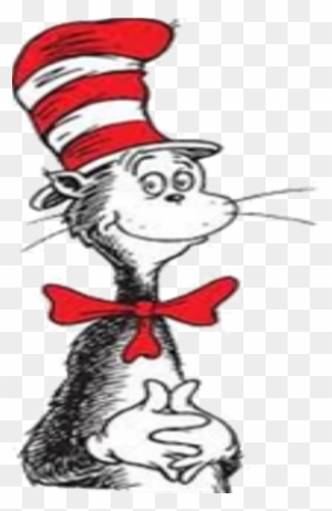 Dr Seuss Cat In The Hat Clip Art Transparent Png Clipart Images Free Download Clipartmax