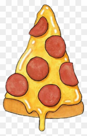 Stickers Tumblr Pizza Png Free Transparent Png Clipart Images Download