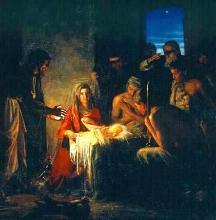 Free Nativity Clipart