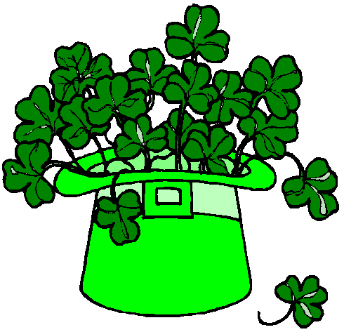 Image result for free clip art st. patrick's day