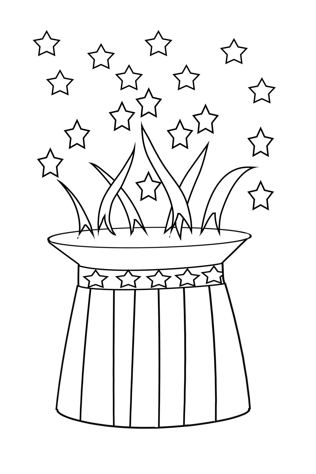 Coloring Pages For Independence Day