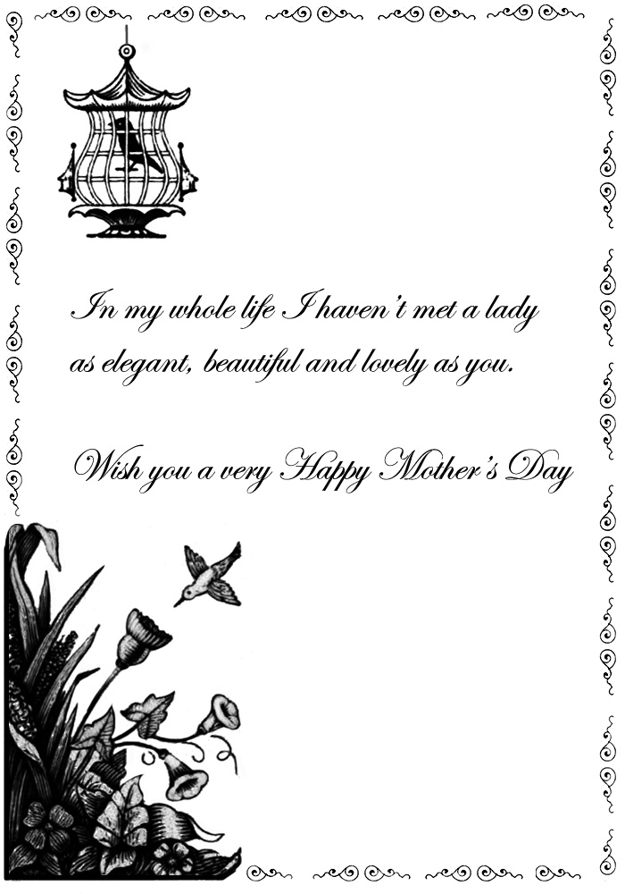 17 Free Mothers Day Cards And Ideas For Small Homemade Gifts