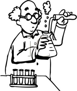 a coloring page chemist 110417 235941 474009 jpg