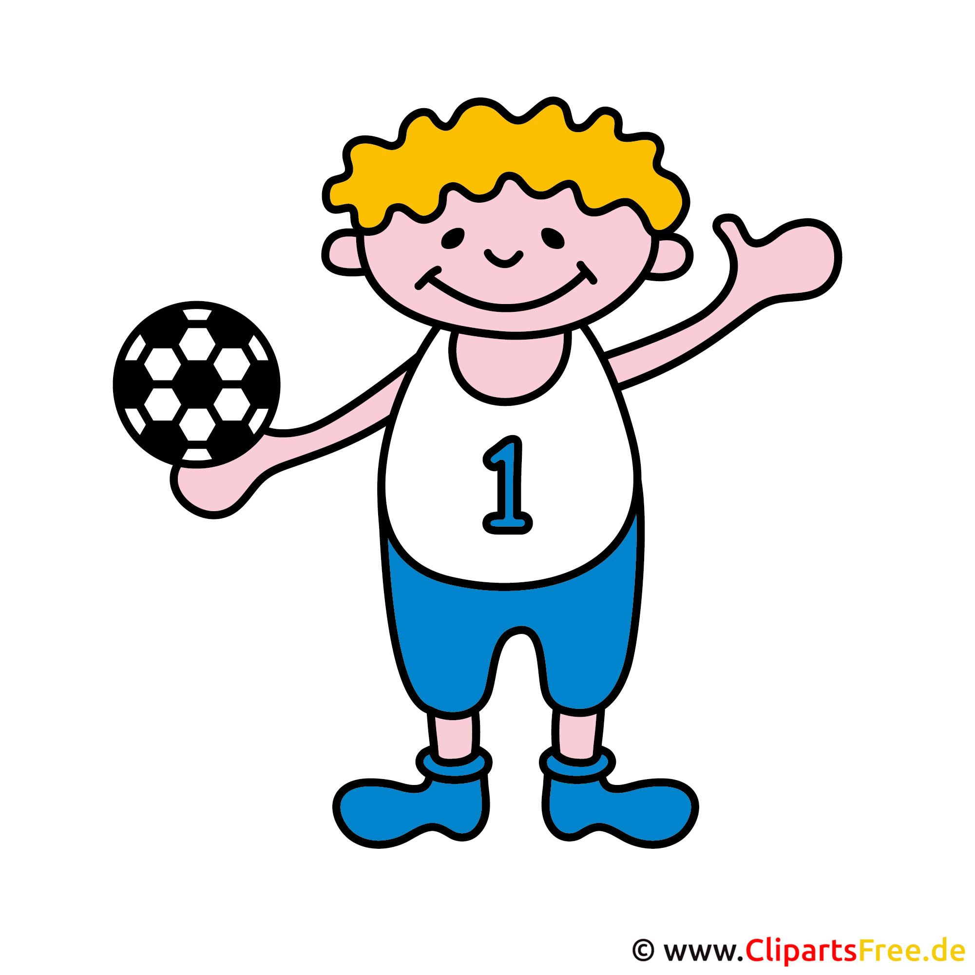handball clipart sport cliparts kostenlos