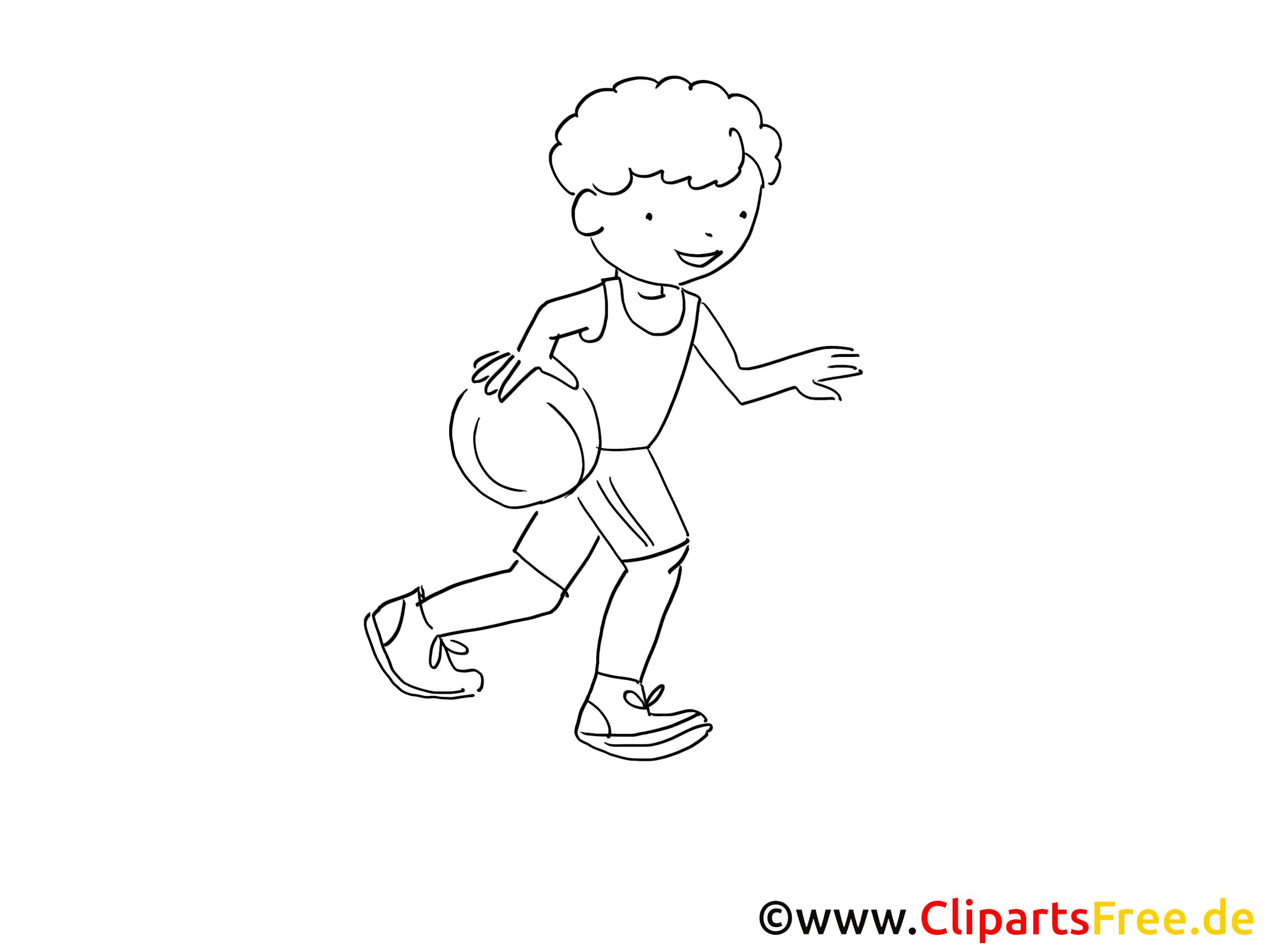 Ball Spielen Bild Grafik Zeichnung