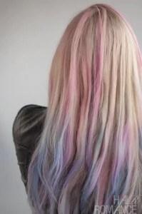 trend alert hair chalk cliphair hair extensions news