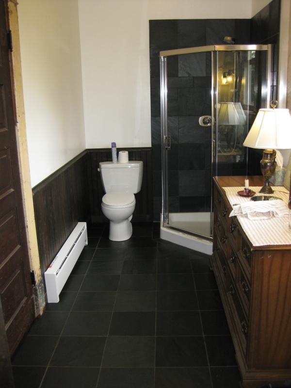 black slate bathroom floor black slate bathroom 2016 grasscloth. Black Slate Bathroom Floor Ideas  premium black slate bathroom