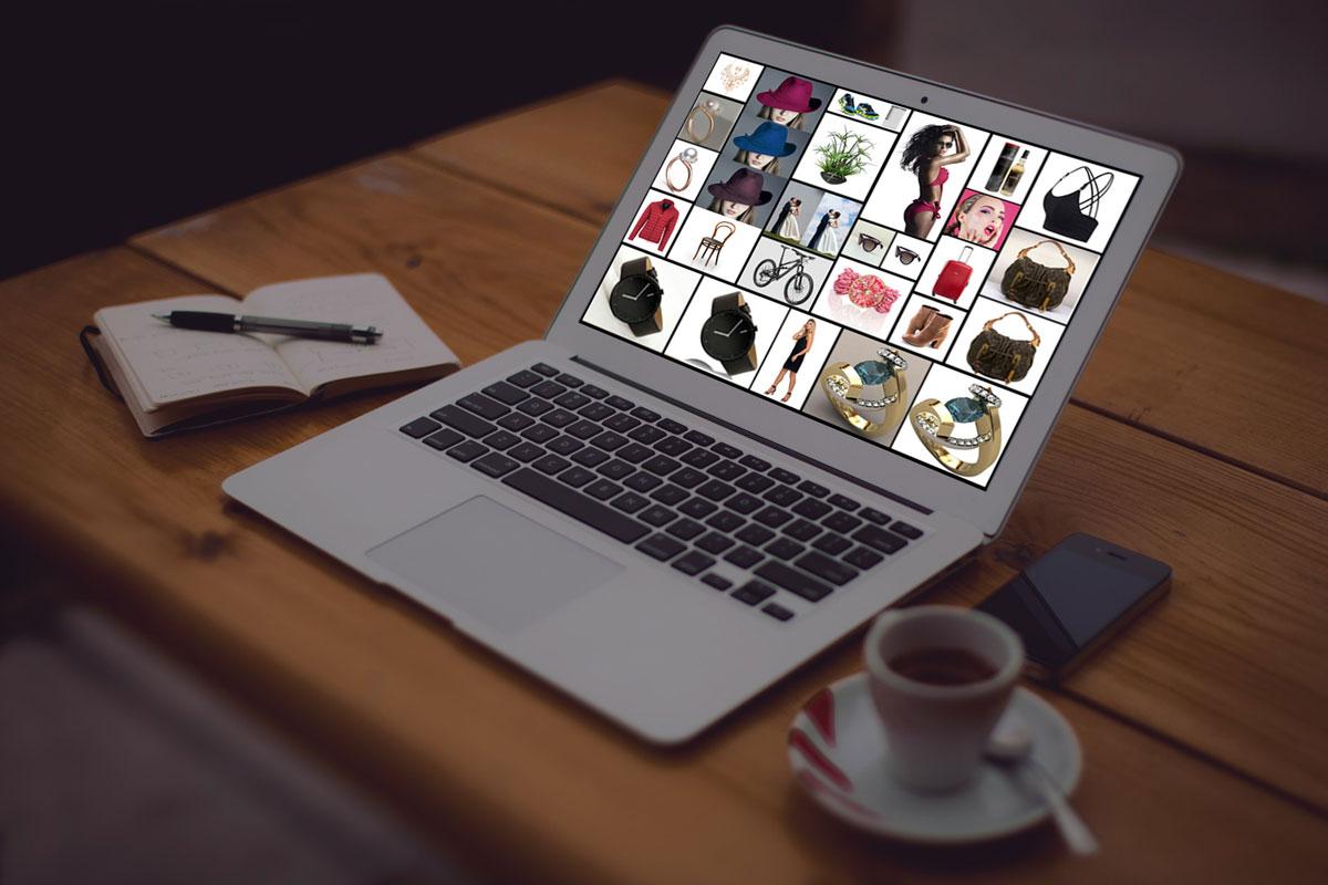E-commerce editing