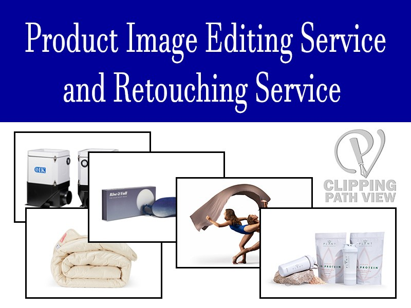 Product Image Editing Service