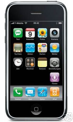 apple iphone 1G