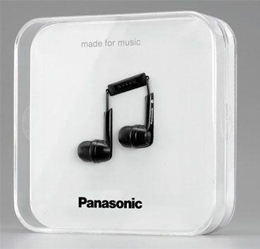 Panasonic Auriculares De Nota Musical