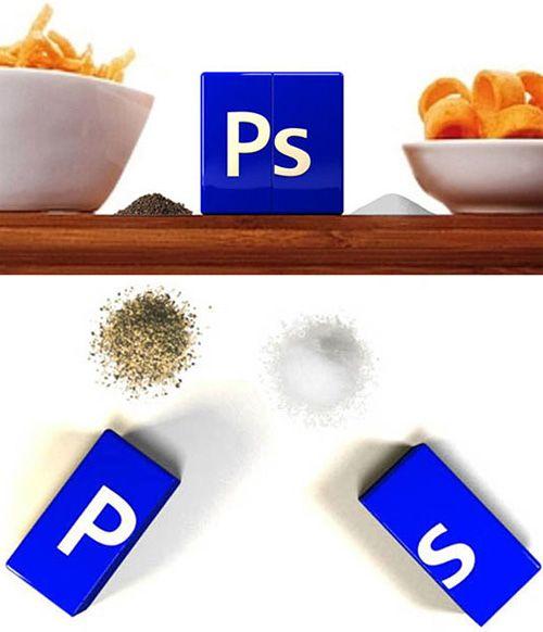 photosal pthotoshop salt pepper