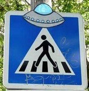 ufo signal traffic clipset
