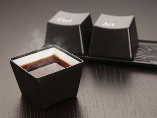cafe CtrlAltDelete tazas geek