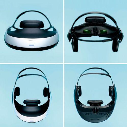 Sony HMZ T1 3D
