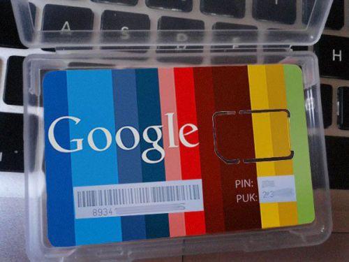 google-omv SIM
