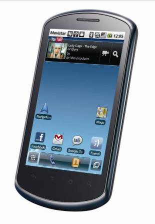huawei ideos 5 android smartphone budget