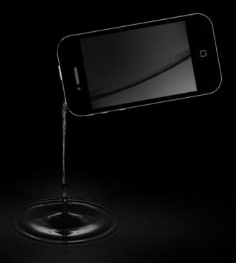 iphone bottle flask petaca