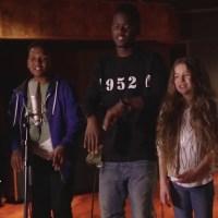 Kids United & Black M - Sur Ma Route (lyrics)